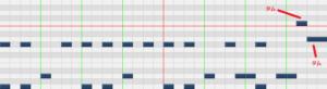 ドラム耳コピ1-5